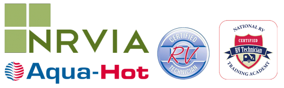 NRVIA Certified Aqua Hot RV Inspector
