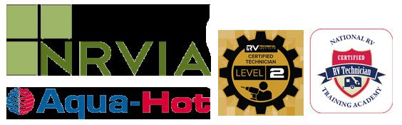 NRVIA Certified Aqua Hot RV Inspector